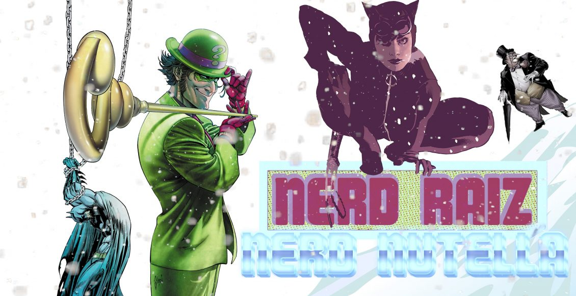 Nerd Raiz Nerd Nutella | The Batman | Ep. 215