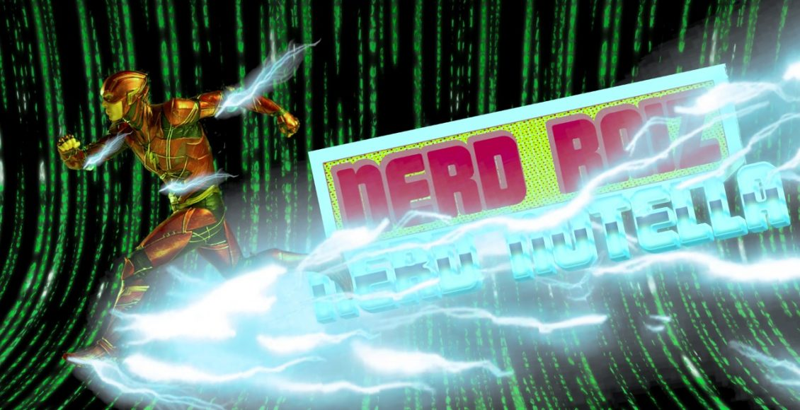 Nerd Raiz Nerd Nutella | The Flash e Matrix | Ep. 133